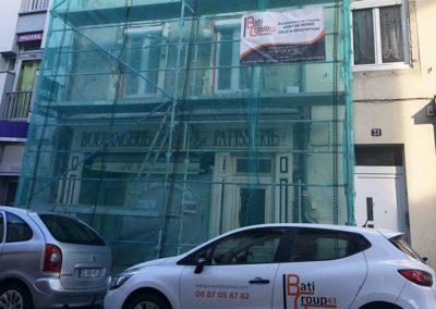 Bâti Group 43 : Votre spécialiste en enduit hydraulique de façade à la chaux (crépi)